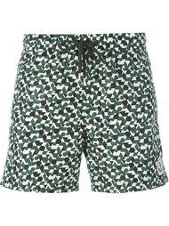 шорты для плавания с принтом Moncler