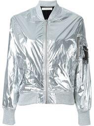 куртка-бомбер с блестящей отделкой Alyx
