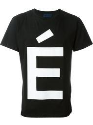 футболка 'Page Accent'  Études Studio
