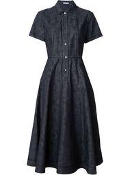 джинсовое платье-рубашка Tomas Maier