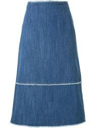 джинсовая юбка  Le Ciel Bleu