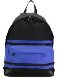 рюкзак с контрастной панелью Givenchy