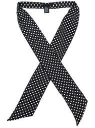 шарф в горошек Marc By Marc Jacobs