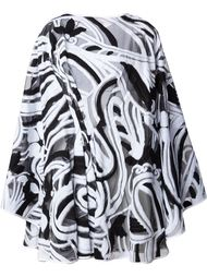 printed mini dress Maticevski