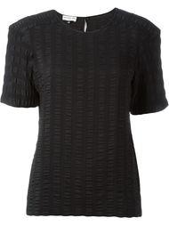 блузка с рюшами Veronique Leroy
