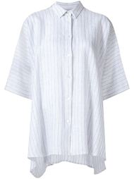 double striped wide fit shirt Dusan