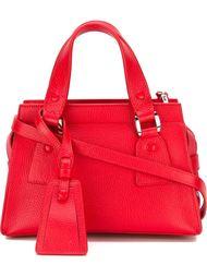 структурированная маленькая сумка через плечо Giorgio Armani