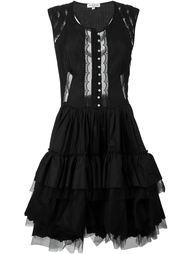 многослойное платье  Natasha Zinko