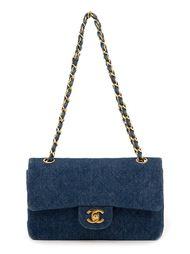 джинсовая классическая сумка Chanel Vintage
