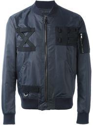 куртка-бомбер с карманами Letasca