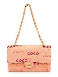 сумка на плечо с логотипом Chanel Vintage