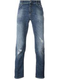 джинсы кроя скинни 'Prep Skin' Closed