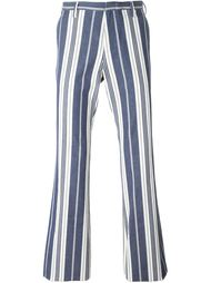 полосатые брюки Romeo Gigli Vintage
