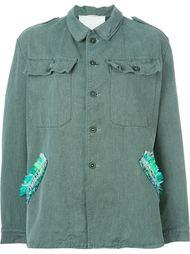 куртка с вышивкой сзади Giada Benincasa