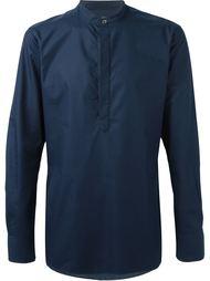 классическая рубашка кроя слим E. Tautz