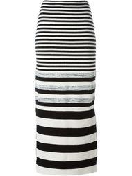юбка в полоску Ports 1961