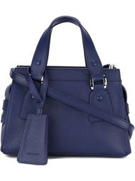 структурированная сумка через плечо Giorgio Armani