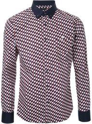рубашка с геометрическим узором Loveless