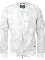 куртка-бомбер с камуфляжным принтом Loveless