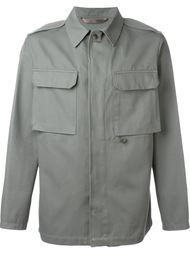 куртка 'Duke' в стиле милитари A.P.C.