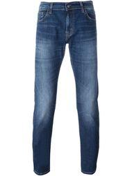 джинсы кроя слим Carhartt