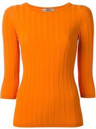 свитер в рубчик Sportmax