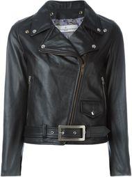 классическая байкерская куртка Golden Goose Deluxe Brand