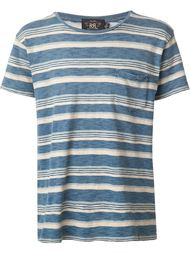 striped T-shirt Rrl