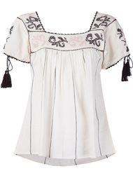 'Lila' blouse Ulla Johnson