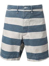 striped bermuda shorts Rrl