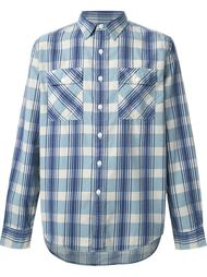 checked shirt Rrl