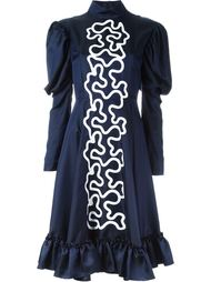 oversize printed dress J.W. Anderson