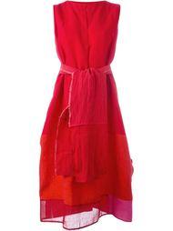 платье с панельным дизайном  Daniela Gregis