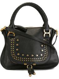 сумка-тоут 'Marcie' с заклепками  Chloé