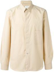 классическая рубашка  Lemaire