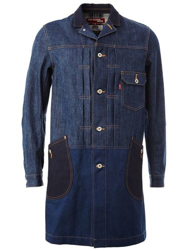 джинсовое пальто Junya Watanabe Comme Des Garçons Man