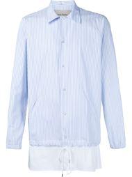 'Wrex' stripe shirt jacket Casely-Hayford