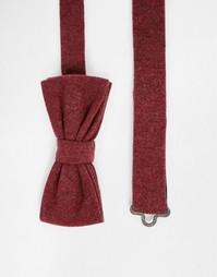 Трикотажный галстук‑бабочка ASOS