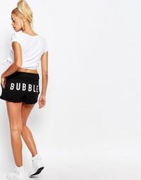 Спортивные шорты с принтом Adolescent Clothing - Черный