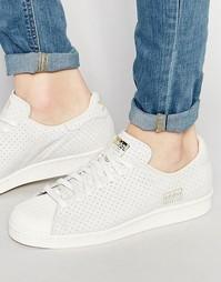 Кроссовки в стиле 80‑х adidas Originals Superstar S32025 - Бежевый