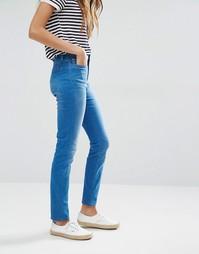 Эластичные джинсы скинни с завышенной талией Hilfiger Denim Santana
