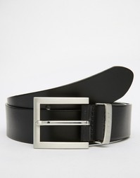 Кожаный ремень Esprit Sven - Черный