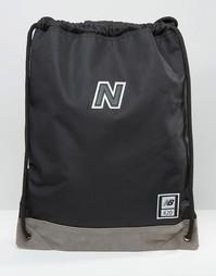 Черный рюкзак New Balance 420 - Черный