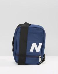 Синяя сумка для путешествий New Balance Chill - Синий