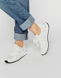 Белые кроссовки New Balance 420 - Белый