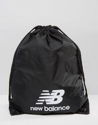 Черный рюкзак New Balance 410 - Черный