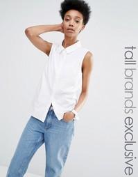 Рубашка без рукавов Adpt Tall - Белый