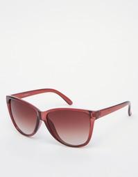 Солнцезащитные очки AJ Morgan - Красно-бурый
