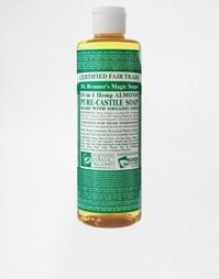 Жидкое кастильское мыло с маслом органического миндаля Dr. Bronner 472