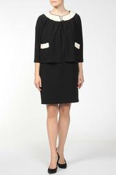 Костюм: пиджак и платье Moschino